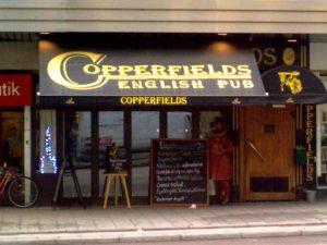 Copperfields English Pub