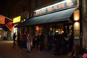 Lion Bar Stockholm Pub