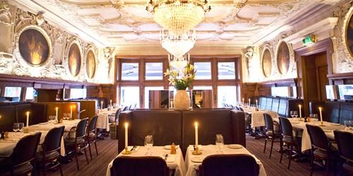 Courtnie Events - Grodan Dining Room